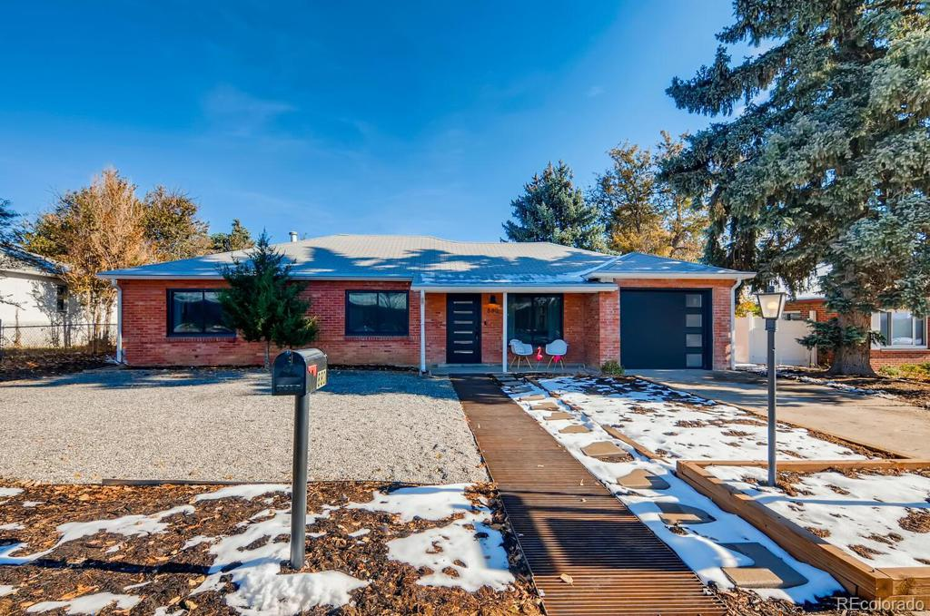Photo of home for sale at 880 Ursula Street, Aurora CO