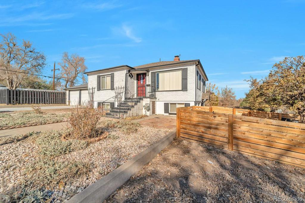 Photo of home for sale at 701 Irving Street, Denver CO