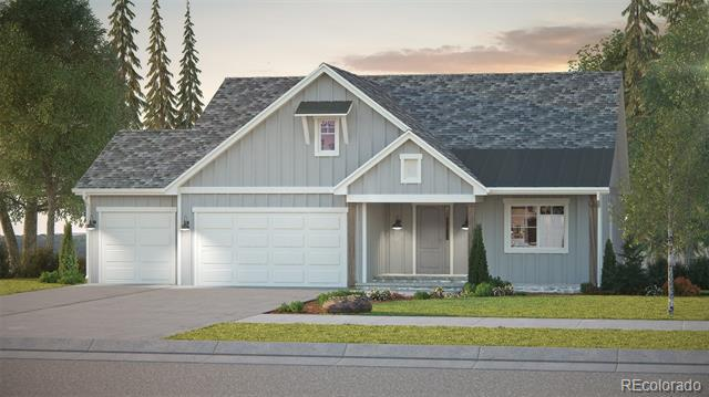 Photo of home for sale at 3014 Heron Lakes Parkway, Berthoud CO