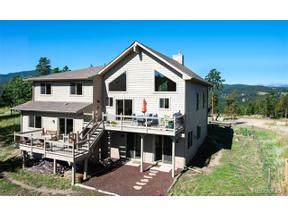 Property for sale at 7102 Lynx Lair Road, Evergreen,  Colorado 80439