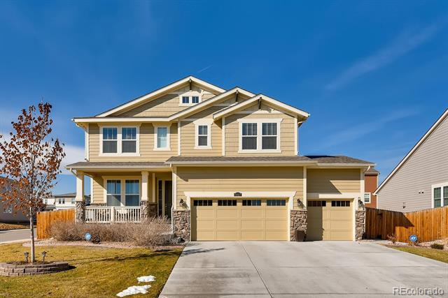 Photo of home for sale at 13327 Olive Way, Thornton CO