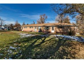 Property for sale at 1340 Upham Street, Lakewood,  Colorado 80214