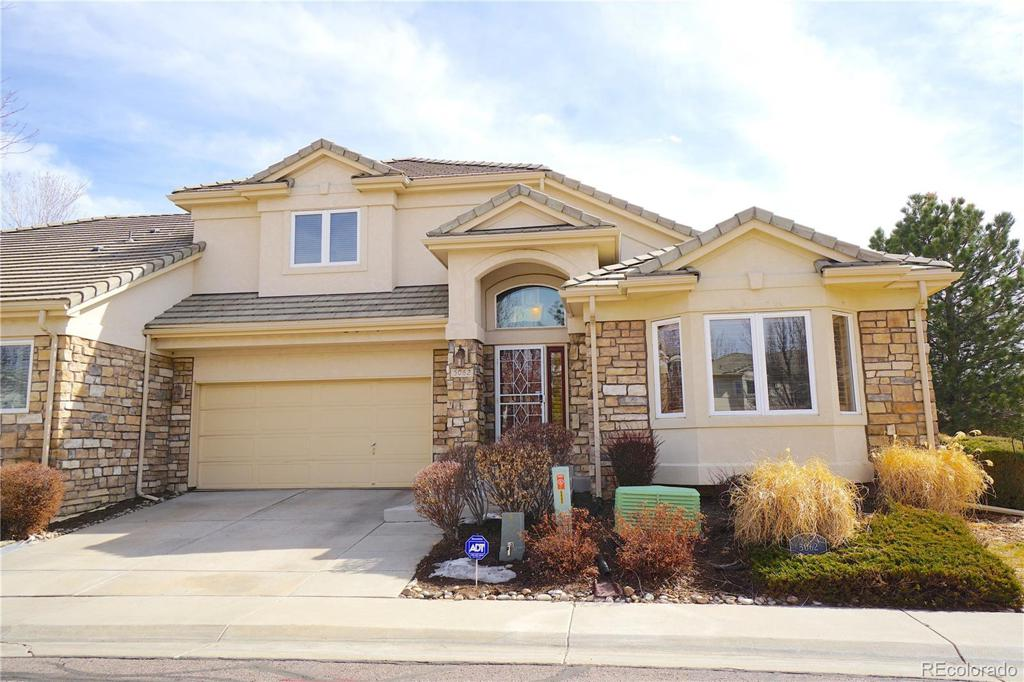 Photo of home for sale at 5062 Auckland Court S, Aurora CO