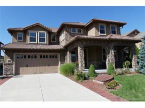 Property for sale at 10687 Sundial Rim Road, Highlands Ranch,  Colorado 80126