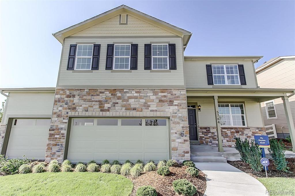Photo of home for sale at 7301 Fraser Circle, Frederick CO