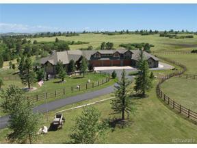 Property for sale at 5029 Garton Road, Castle Rock,  Colorado 80104