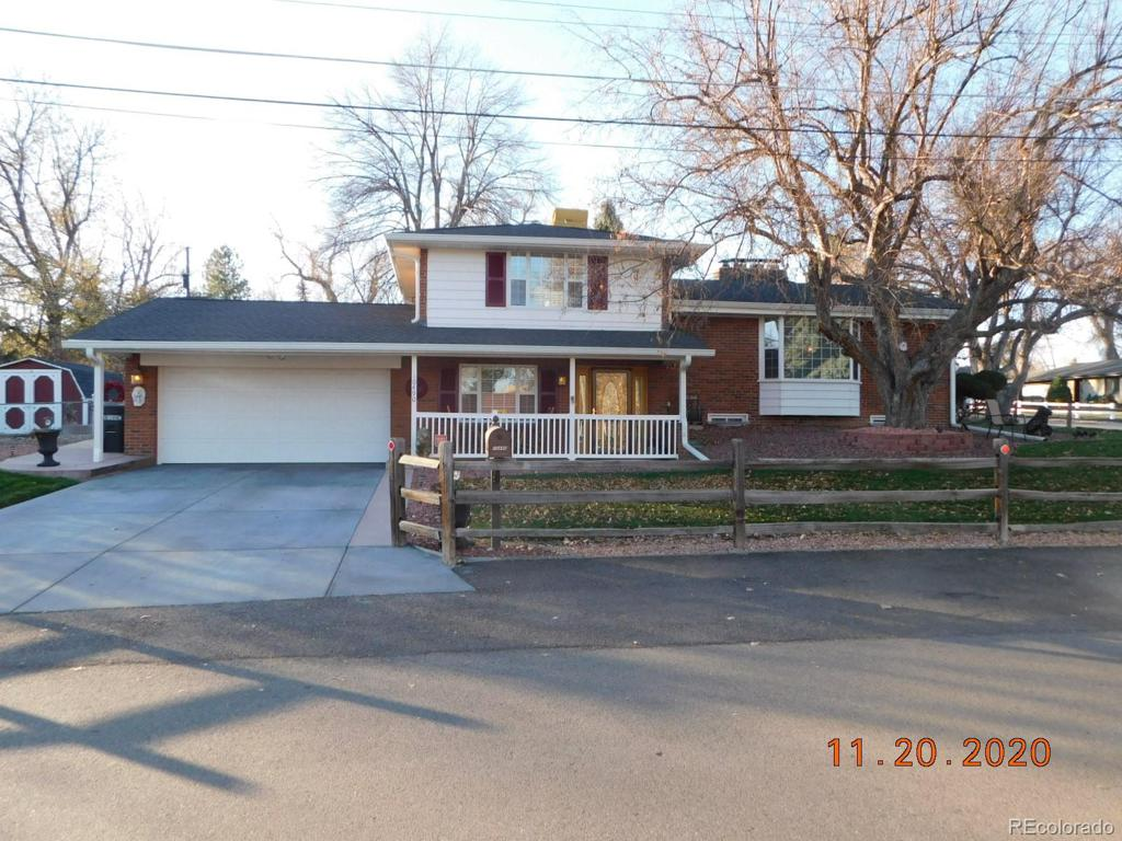 Photo of home for sale at 10490 23rd Avenue W, Lakewood CO