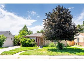 Property for sale at 381 South Locust Street, Denver,  Colorado 80224