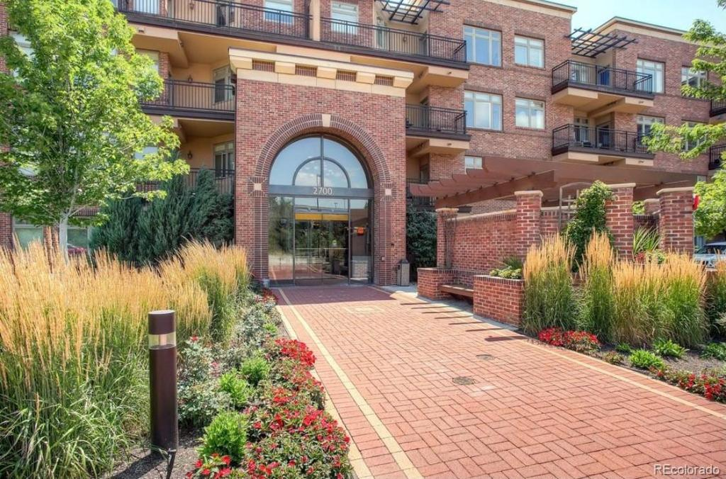 Photo of home for sale at 2700 Cherry Creek South Drive E, Denver CO