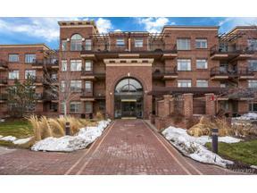 Property for sale at 2700 East Cherry Creek South Drive Unit: 414, Denver,  Colorado 80209