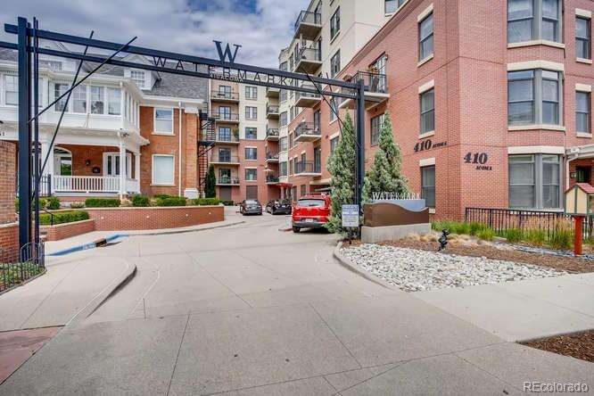 Photo of home for sale at 410 Acoma Street, Denver CO