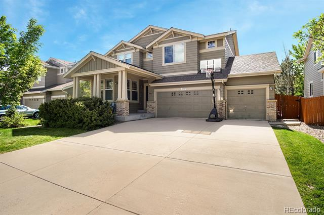 Photo of home for sale at 8345 Liverpool Circle, Littleton CO