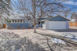 Photo of home for sale at 2130 Noble Place E, Centennial CO