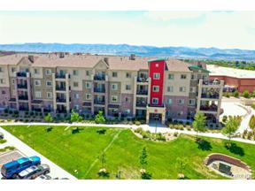 Property for sale at 725 Elmhurst Drive Unit: 102, Highlands Ranch,  Colorado 80129