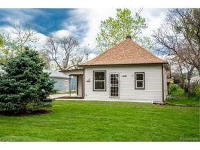 Property for sale at 4695 Parfet Street, Wheat Ridge,  Colorado 80033