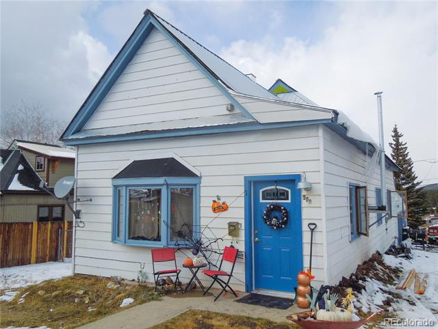 Photo of home for sale at 500 8th Street W, Leadville CO