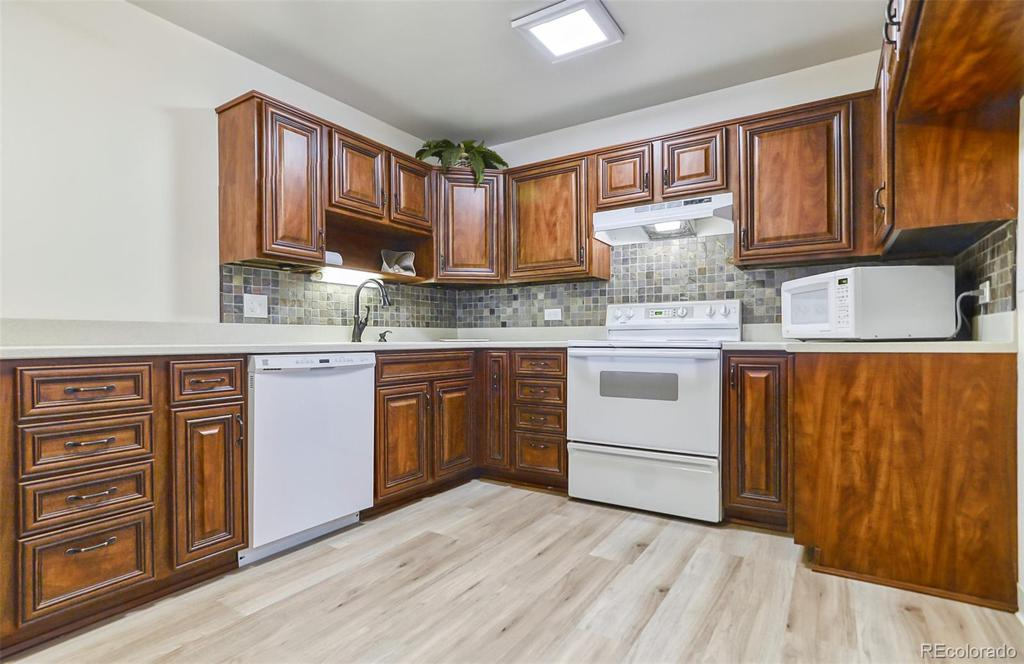 Photo of home for sale at 675 Alton Way S, Denver CO