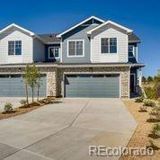 Photo of home for sale at 5378 Canyon View Drive, Castle Rock CO