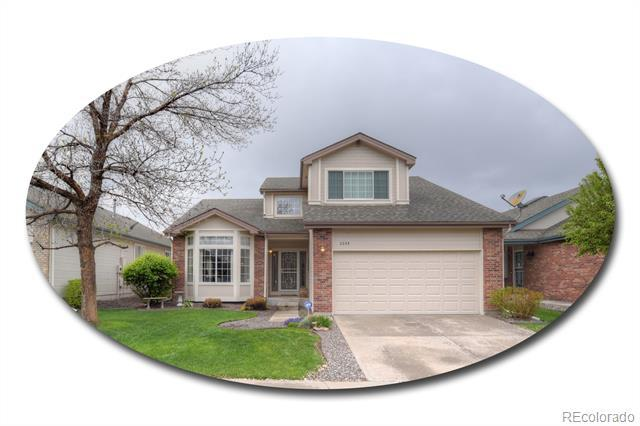 Photo of home for sale at 2255 Lima Court South, Aurora CO