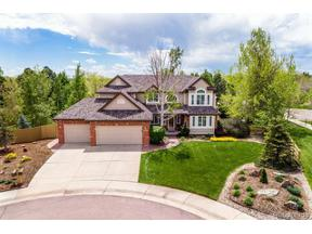 Property for sale at 1086 East Roggen Way, Superior,  Colorado 80027