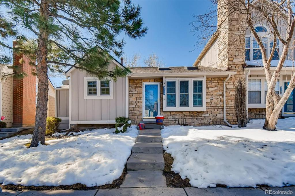 Photo of home for sale at 9615 Chatfield Avenue W, Littleton CO