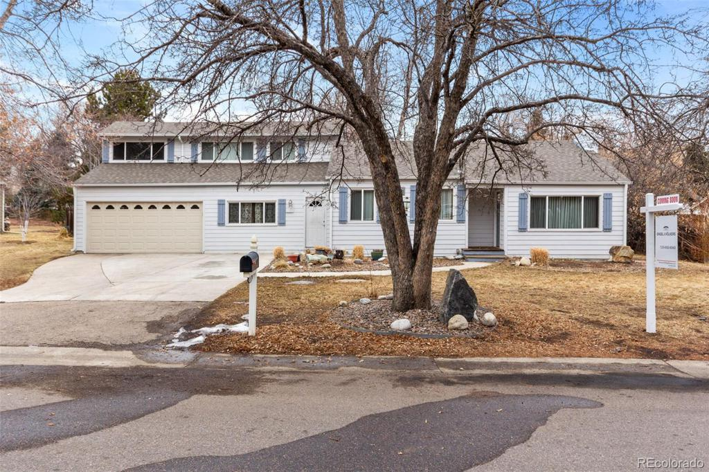 Photo of home for sale at 8155 24th Place W, Lakewood CO