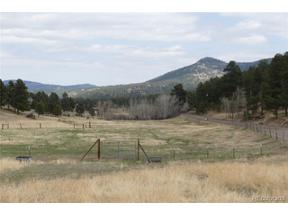 Property for sale at 30099 Sue Road, Evergreen,  Colorado 80439
