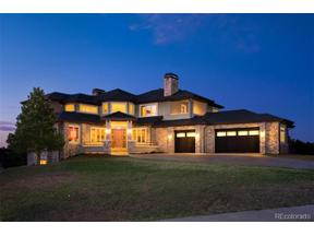 Property for sale at 5312 Golden Ridge Court, Parker,  Colorado 80134