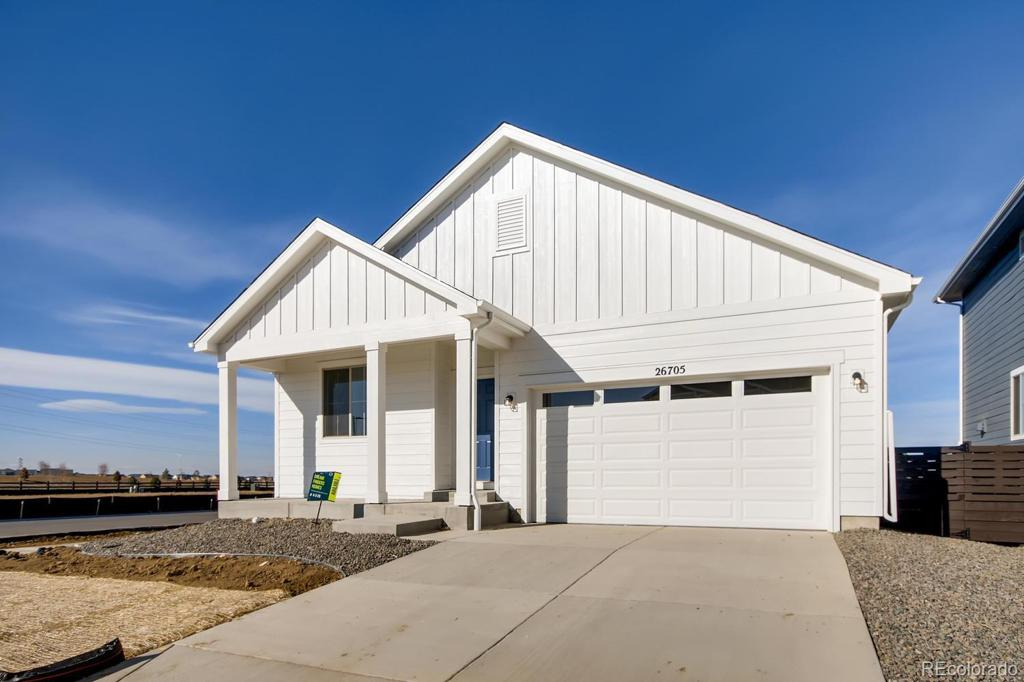 Photo of home for sale at 26770 Cedar E, Aurora CO