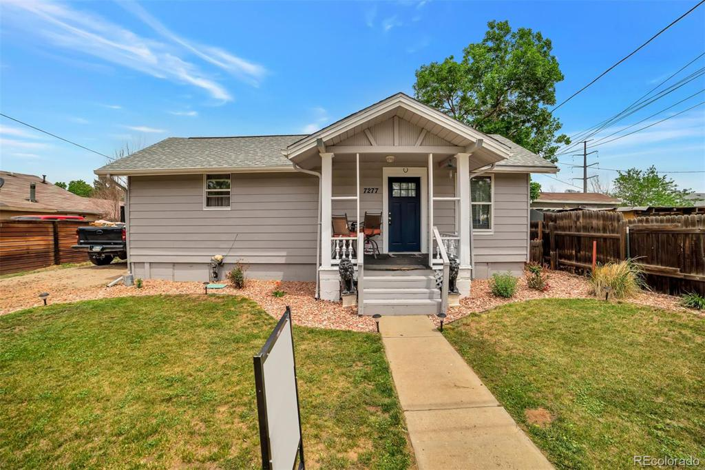 Photo of home for sale at 7277 68th Place E, Commerce City CO