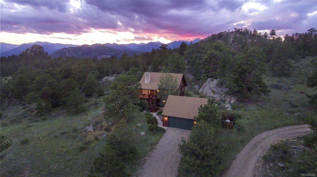 Photo of home for sale at 2971 Lory Lane, Estes Park CO