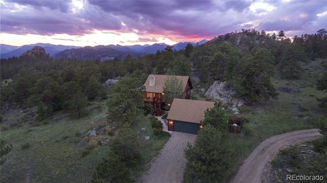 Photo of home for sale at 2971 Lory Lane, Estes Park CO
