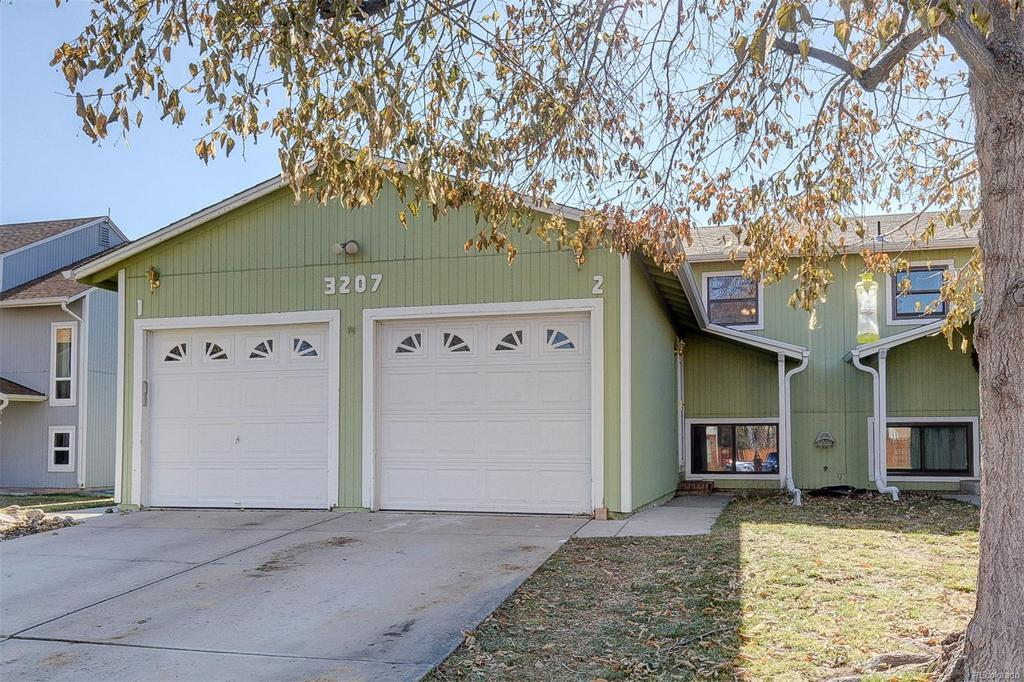 Photo of home for sale at 3207 Sumac Street, Fort Collins CO