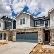 Photo of home for sale at 567 Whisper Wind Lane, Castle Rock CO
