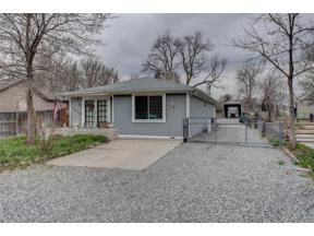 Property for sale at 4675 Parfet Street, Wheat Ridge,  Colorado 80033