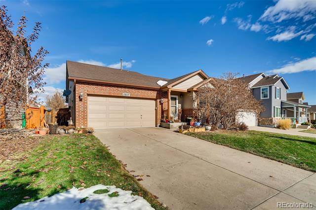 Photo of home for sale at 15849 Flying Quail Lane E, Parker CO