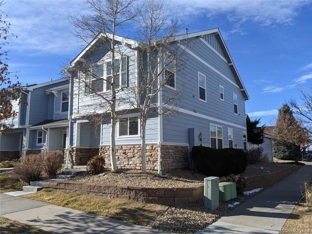 Photo of home for sale at 5795 Biscay Street, Denver CO