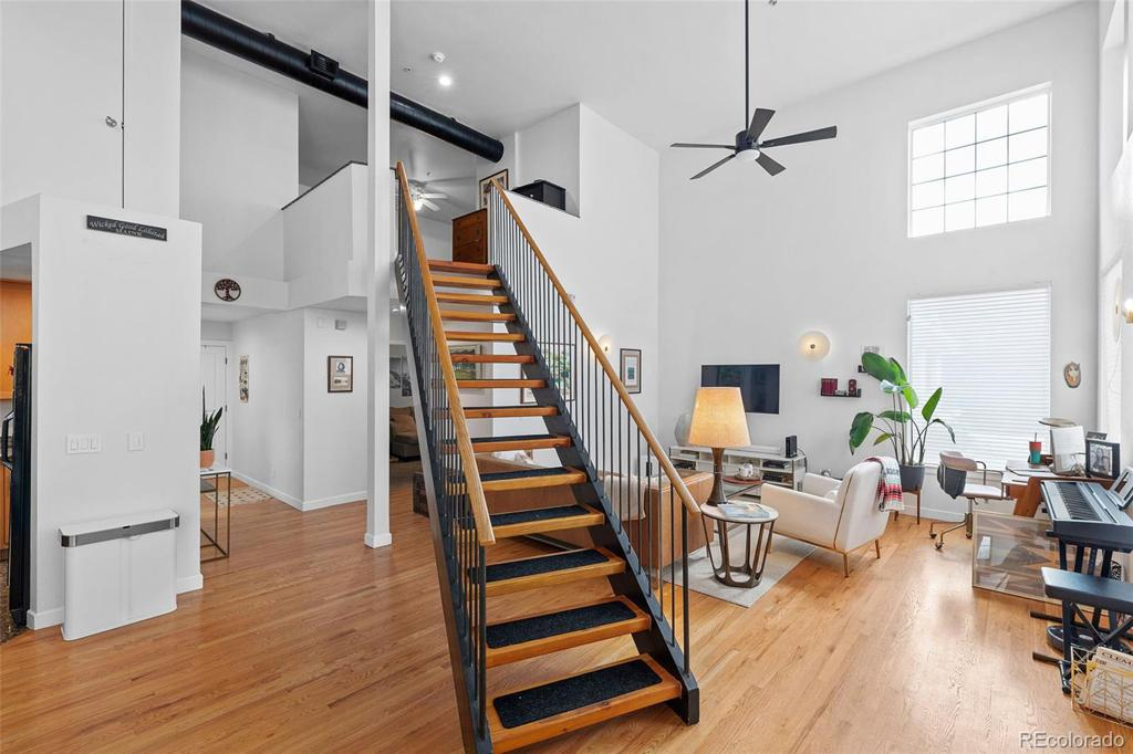 Photo of home for sale at 790 Clarkson Street, Denver CO