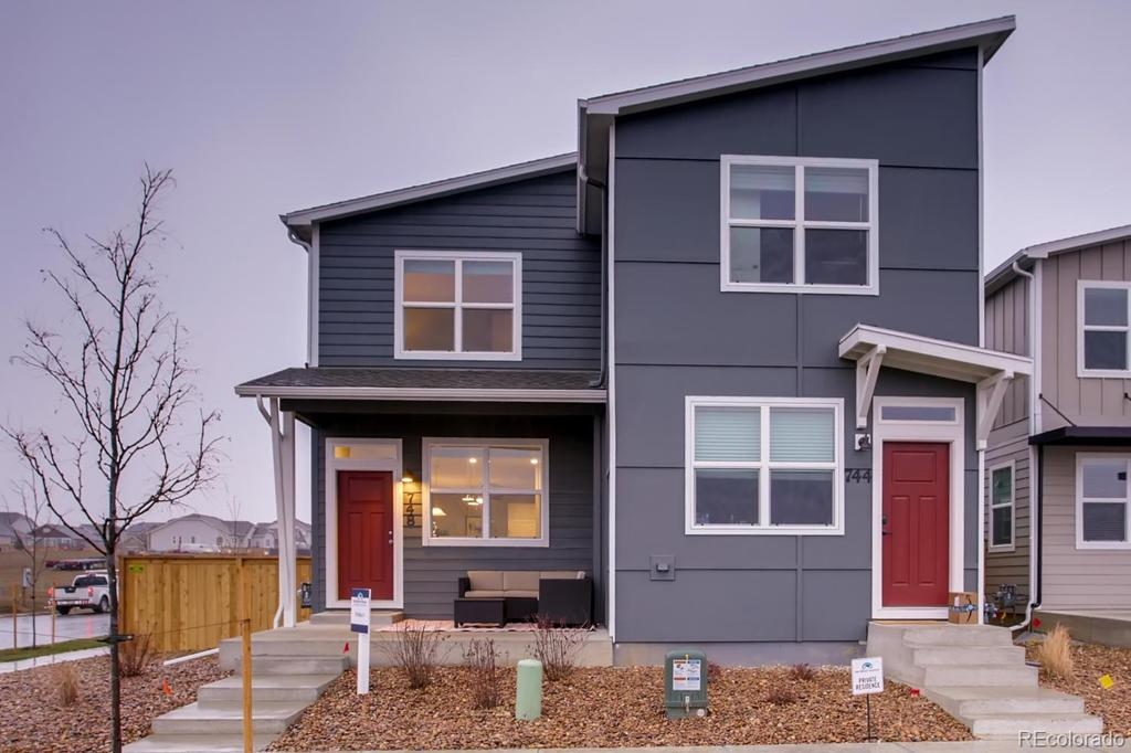Photo of home for sale at 604 Grand Market Avenue, Berthoud CO