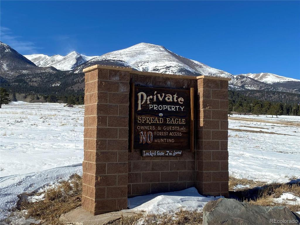 Photo of home for sale at 258 Gibson Road, Westcliffe CO