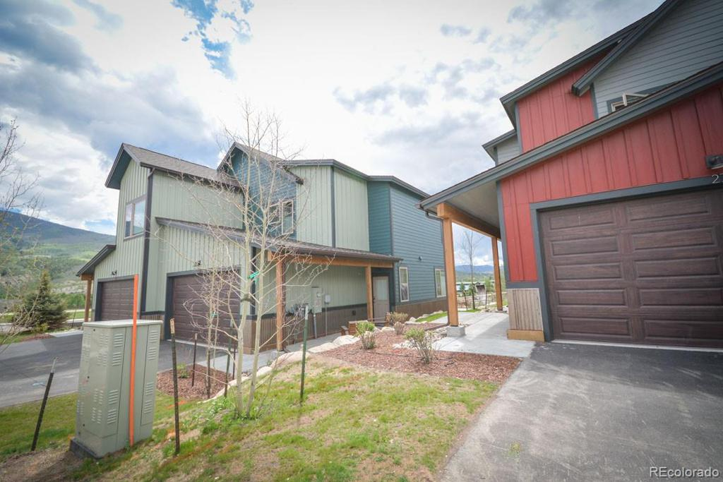 Photo of home for sale at 272 Haymaker Street, Silverthorne CO