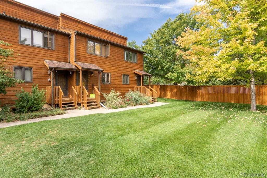 Photo of home for sale at 3323 Hickok Place, Boulder CO