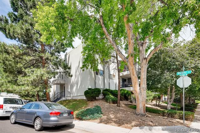Photo of home for sale at 2375 Linden Court South, Denver CO