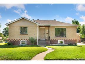Property for sale at 3950 Lamar Street, Wheat Ridge,  Colorado 80033