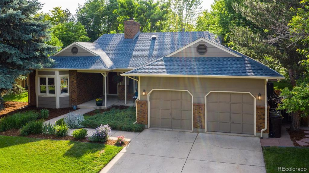 Photo of home for sale at 7289 Timothy Place, Niwot CO