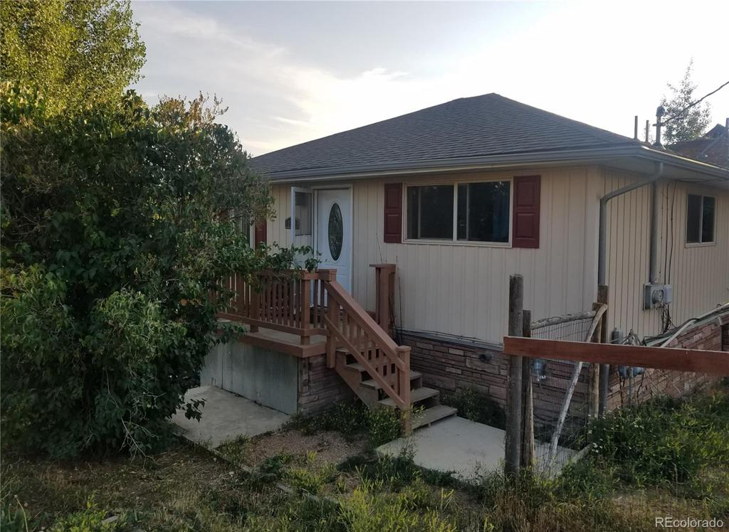 Photo of home for sale at 159 County Road 641, Grand Lake CO