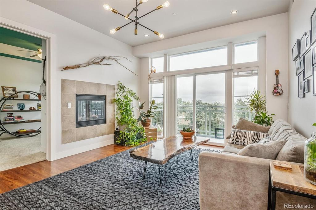 Photo of home for sale at 1488 Madison Street, Denver CO