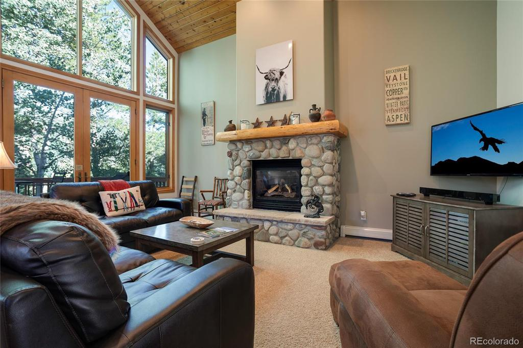 Photo of home for sale at 2516 Evergreen Lane, Steamboat Springs CO