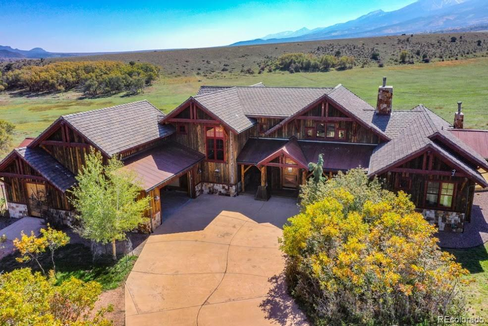 Photo of home for sale at 2065 Cowboy Way, Cotopaxi CO