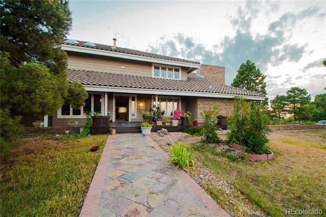 Photo of home for sale at 7665 Flanders Street South, Centennial CO